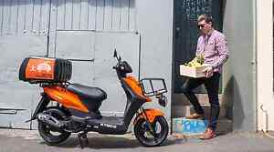 NEW KYMCO CARRY, 0% Interest for 6 months now ON!