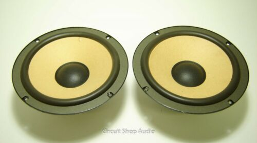 "Pair of Realistic Woofers / 8"" Speakers - 2022 - 8 Ohm"
