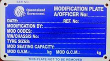 MOBILE MOD PLATES - $150 Surfers Paradise Gold Coast City Preview
