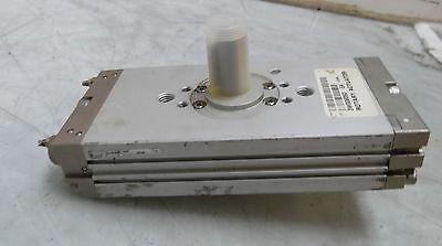 NEW SMC CRQ2BW40-180C Pneumatic Rotary Actuator Module, NNB, WARRANTY