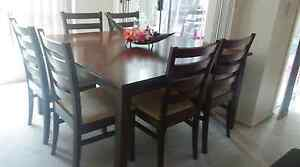 8x seater Dining set $200 Coomera Gold Coast North Preview