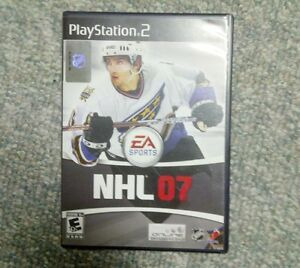 NHL 2004, 07, 08 (Gamecube & PlayStation 2)