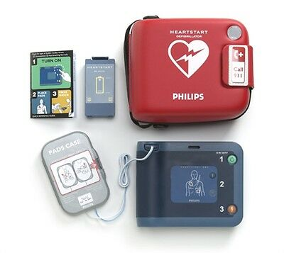 Philips Frx Aed - 861304 - Opt R01 - Biomed Certified With 6 Month Warranty