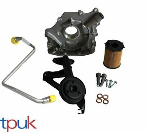 turbo fitting kit 1 6 hdi tdci 75 90 ford peugeot citroen oil pump filter kit. Black Bedroom Furniture Sets. Home Design Ideas