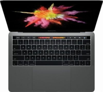 "NEW! Apple MacBook Pro 13"" Touch Bar & Touch ID 256GB SSD 2017 Model - MPXV2LL/A"