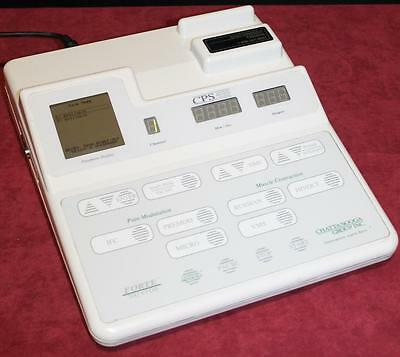 Chattanooga Forte 200 Stim Cps Clinical Protocol System Parts Repair Ships Free