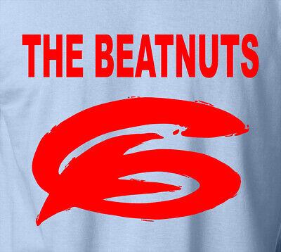 Hip Hop THE BEATNUTS TAPES T-Shirt Old School Rap DJ Wu Tang Clan Nas S-6XL Tee