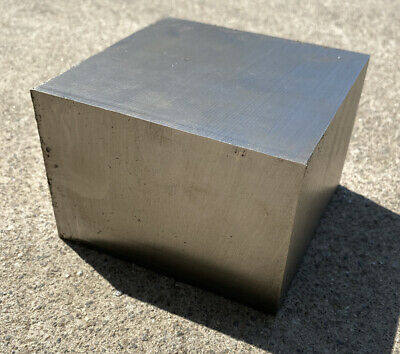 3 Thickness 303 Stainless Steel Flat Bar 3 X 4.375 X 4.5 Length