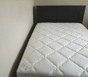 Twin bed for sale with mattress