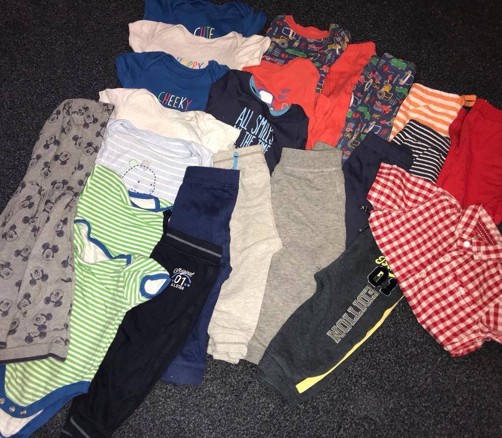 9-12months boys clothes