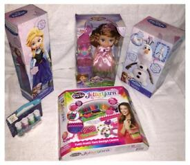 Dolls and crafts