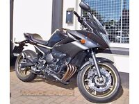2010 Yamaha XJ6s Diversion Perfect Condition Less Than 2000 Miles From New! Great Commuter