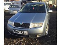 Seat Fabia Diesel Cheap car Must View Solid Car