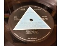 MEGA RARE PINK FLOYD uk 1st DARK SIDE OF THE MOON A2/B2 EX CONDITION