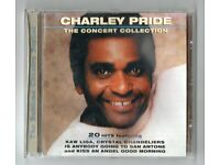 CHARLIE PRIDE - THE COUNTRY COLLECTION - CD