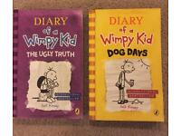 'Diary of a Wimpy Kid' books