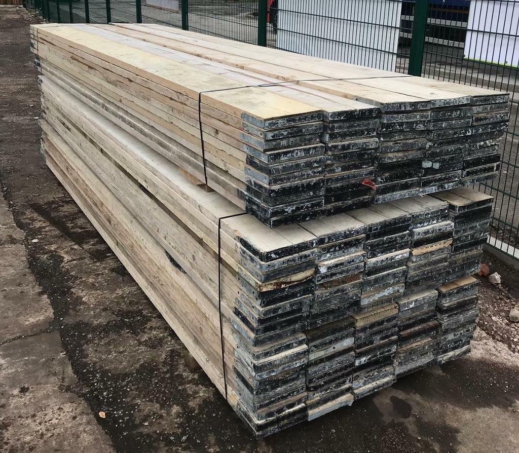 13 foot RECLAIMED SCAFFOLD BOARDS | in Cannock ...