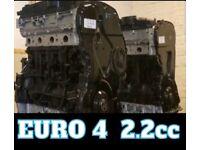 FORD TRANSIT ENGINE 2.2cc EURO 4 FWD £1195.00
