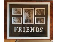 FREE White Picture Frame (Unused but slight damage hence free)