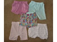 30 Girls clothing items for age 1- 5 years