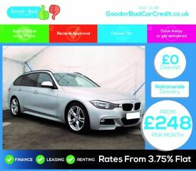 BMW 3 Series 2.0 320d M Sport Touring 5dr (start/stop) FINANCE AVAILABLE