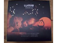 Lumie Bedbug – Sleep-optimised Bedtime Light with Sunset & Nightlight for Babies & Children