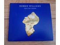 As New CD | Robbie Williams | Take The Crown | Pop | Pop Rock | 2012 | Island Records | Yorkshire