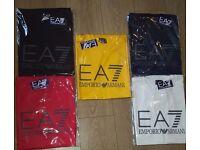Emporio Armani T Shirts (2 FOR £25)