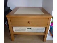 Steady chest of drawers