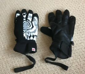 36f0dc553949 Quality Quiksilver Large Ski Snowboard gloves new