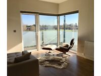 Rare to the market stunning 1 bed flat with large balcony
