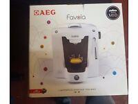 BRAND NEW - AEG Mio Favola Lavazza Espresso Coffee Machine £50