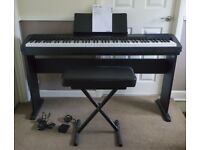 Digital Piano - Casio CDP-120 inc Stand (Casio CS-44P) and Stool