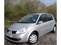 08 RENAULT SCENIC 1.4 EXTREME**ONE OWNER FULL HISTORY***