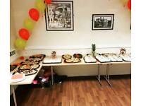 Buffet party