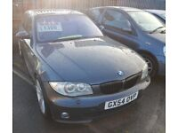 "BMW 1 Series 2.0 120d Sport 5dr ""Engine Light on"""