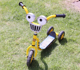 Kids Bob The Builder Scooter