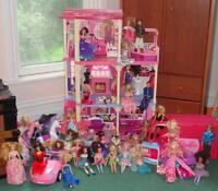 HUGE Barbie Collection -  50% off the lowest price