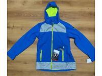 Killtec Kids waterproof Rain winter Jacket Brand New & Tagged 10 years old School outdoors