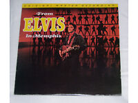 Elvis Presley ‎– From Elvis In Memphis, MFSL Vinyl Master