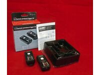 Calumet 4 channel wireless trigger kit *Used (Like New)* £45 ono