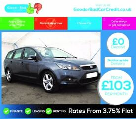 Ford Focus 1.6 Zetec 5dr / finance available