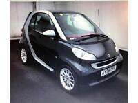Smart Forttwo 1.0 84bhp Passion heated seats, e/w , a/c