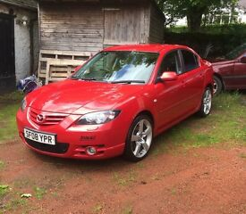 Mazda 3 2.0 Sport MAY PART EX/SWAP