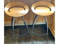 Magis Lyra Bar Stools - Design Group Italia