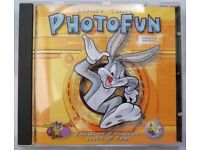 Looney Tunes Photofun (PC: Windows, 2000) CD-ROM