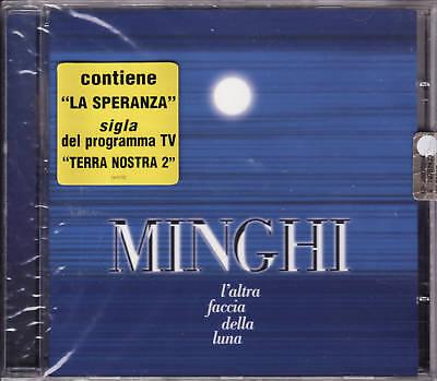 AMEDEO MINGHI l'altra faccia CD SIGILLATO FUORI CATALOGO sigla