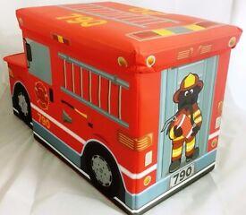 car bus ottoman
