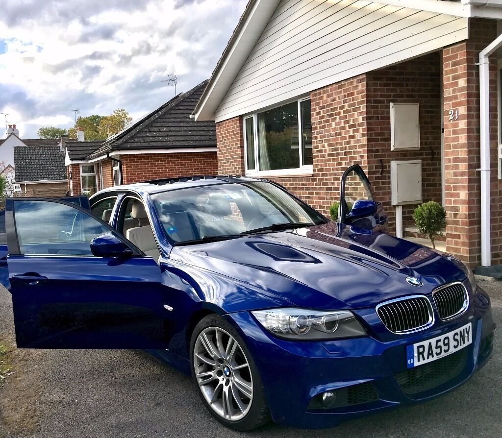 2012 Bmw F10 M5 Saloon Uk: BMW E90 335i M-Sport Saloon Manual
