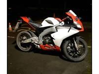 Aprilia rs4 125 2012